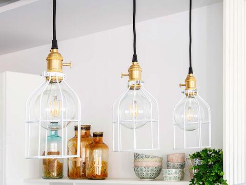 Lámparas en línea