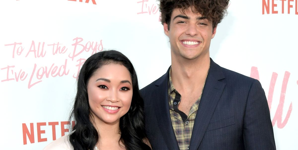 Noah Centineo And Lana Condor Not Dating - Noah Centineo Says His Relationship With -8709