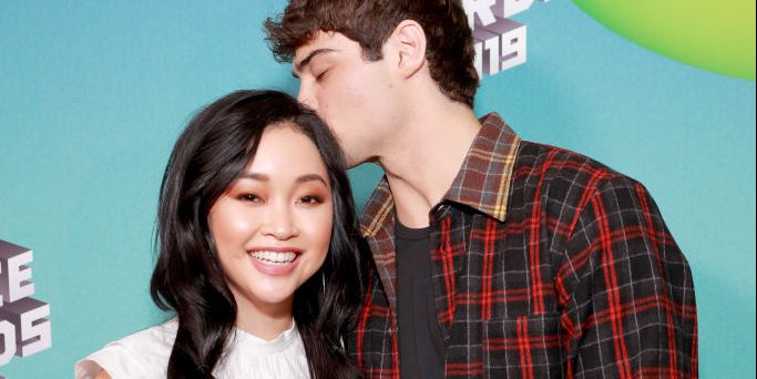 They are about to shoot To All the Boys I've Loved Before's sequel now.