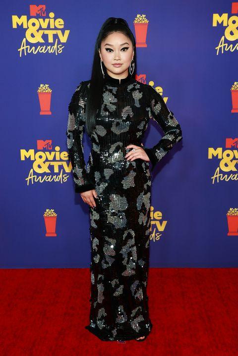 2021 mtv movie  tv awards  red carpet
