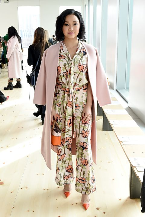 Tory Burch Fall Winter 2019 Fashion Show - Front Row