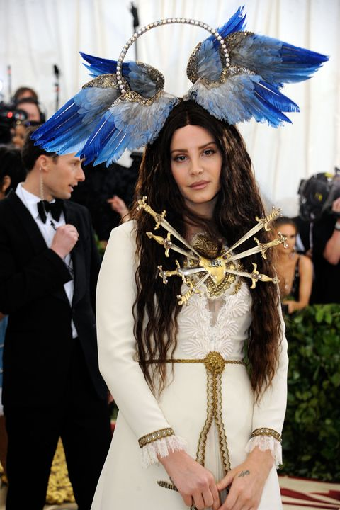 heavenly bodies fashion  the catholic imagination costume institute gala