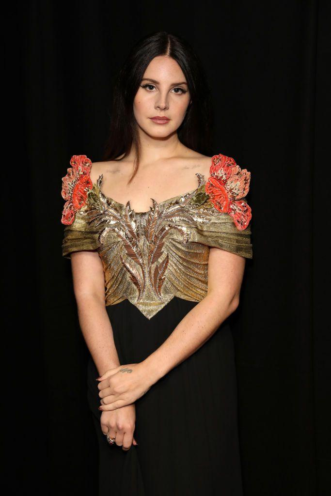 Lana Del Rey Calls Out Critics Who Say She 'Glamorises Abuse'