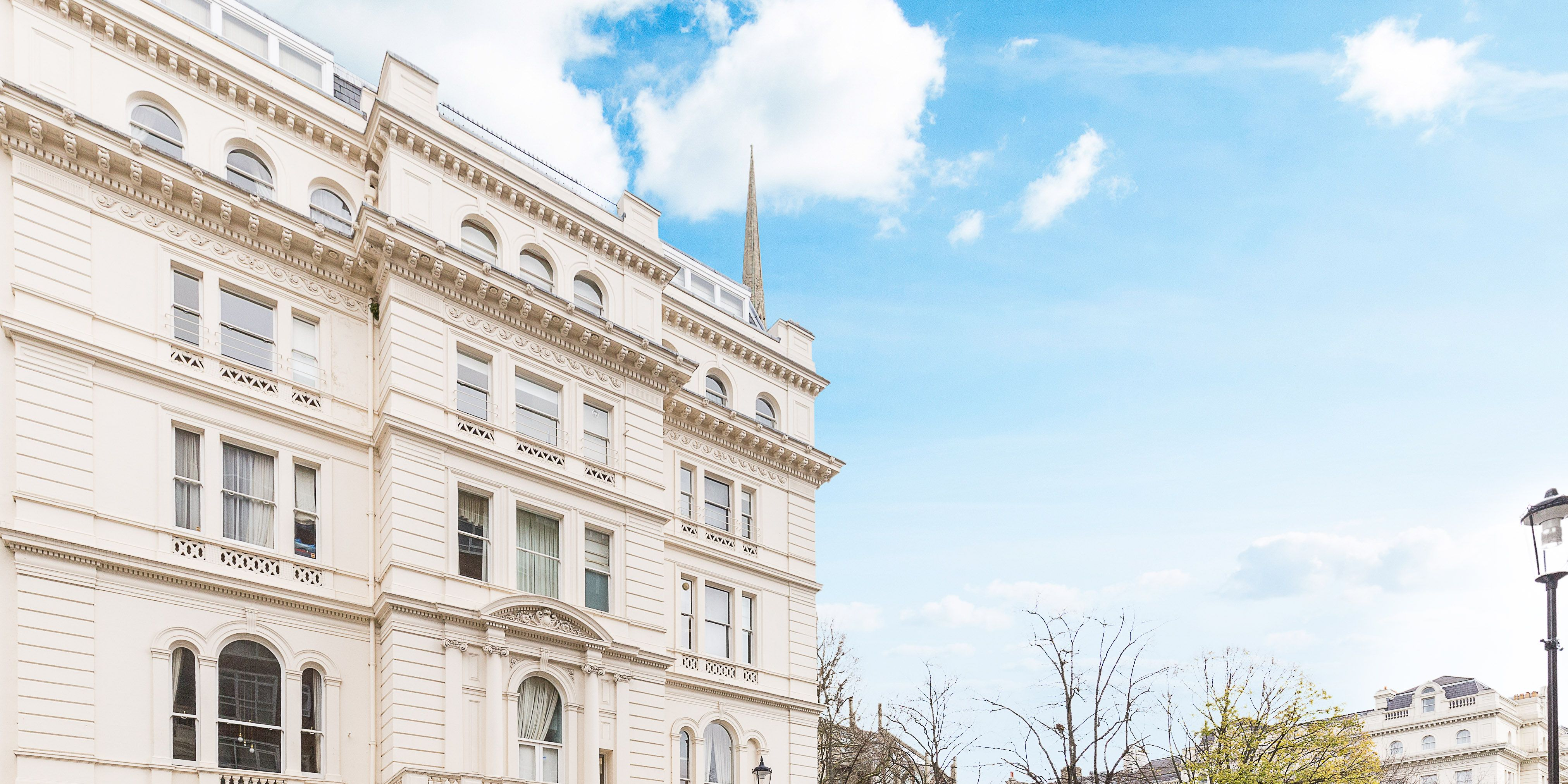 Lancaster Gate - London - Alexander Murray - front - Kay & Co