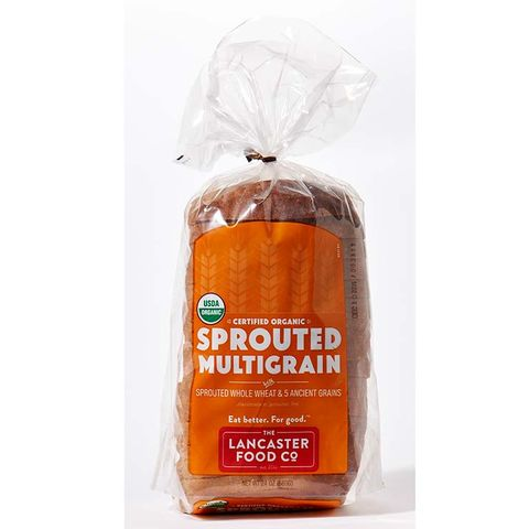 Lancaster Food Co. Sprouted Multigrain Bread