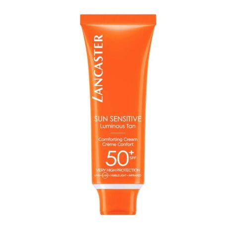 lancaster zonnebrand spf 50 voor de gevoelige huid