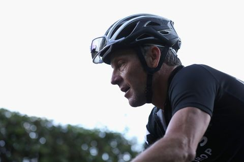 Lance Armstrong Is Now a Venture Capitalist