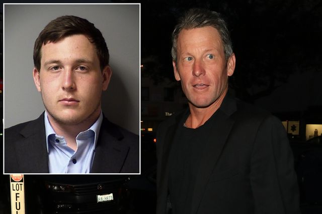 luke armstrong, son of lance, charged with sexual assault of a minor