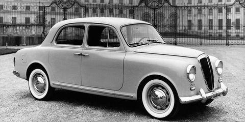 Land vehicle, Vehicle, Car, Classic car, Coupé, Sedan, Antique car, Classic, Wolseley 4/44, Lancia appia,