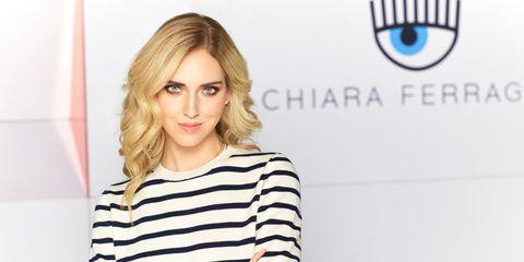 First look: Chiara Ferragni is launching a make-up collection with Lancôme