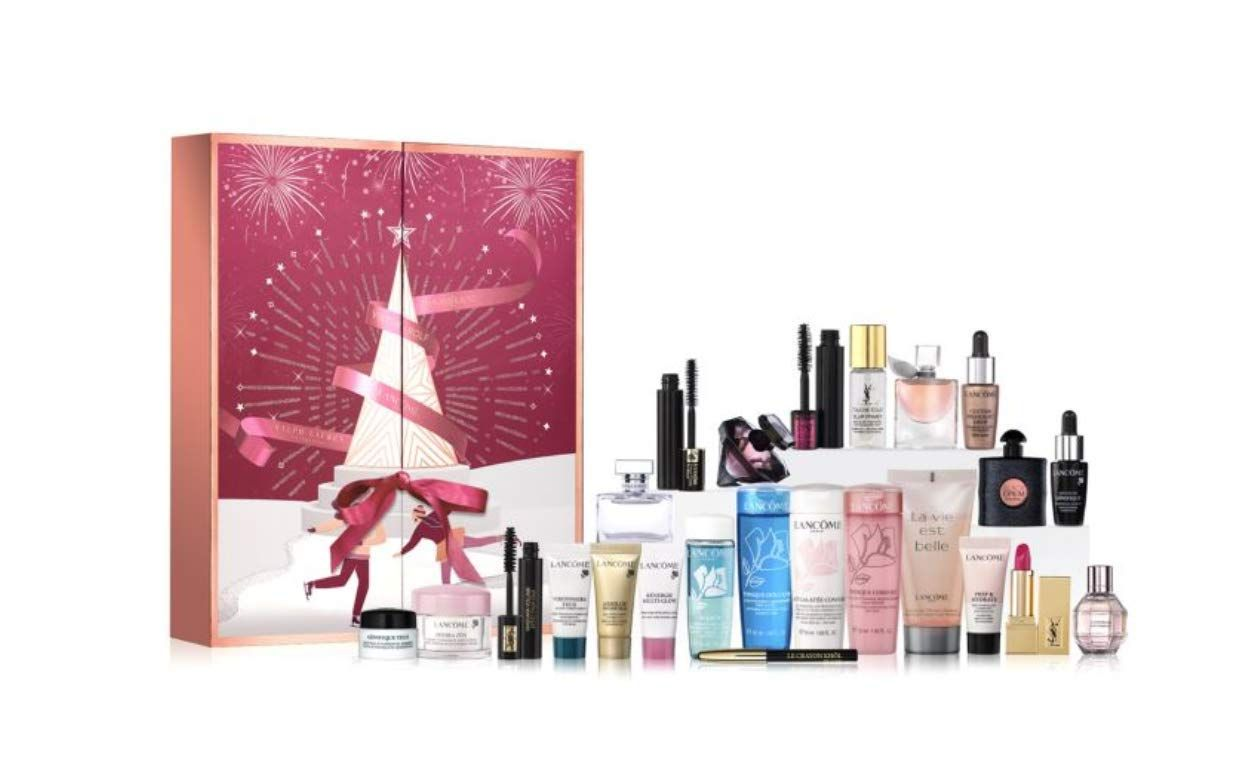 10 calendarios de adviento 'beauty' vistos en Amazon