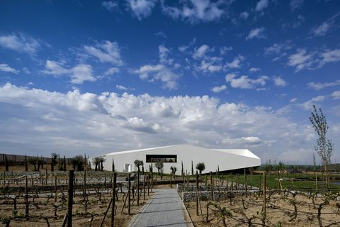 L'And Vineyards Hotel, architettura di Promontorio - interior design di Studio MK27 Marcio Kogan, Montemor-o-Novo, Portugal