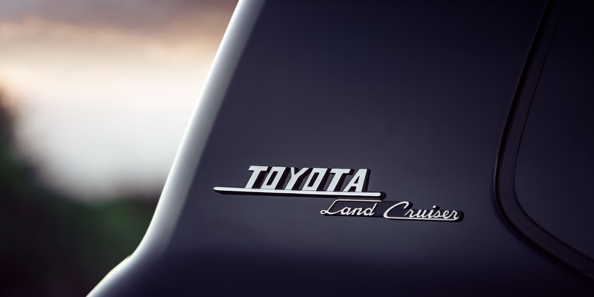 The Toyota Land Cruiser Is Dead in America, Report Claims