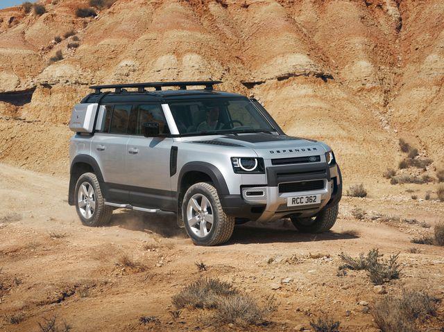 2020 Land Rover Defender: News, Design, Release, Price >> 2020 Land Rover Defender Review Pricing And Specs