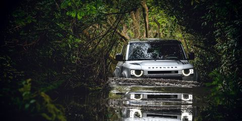 There'll Be a Land Rover Defender for Everyone from Entry-Level to Millionaire