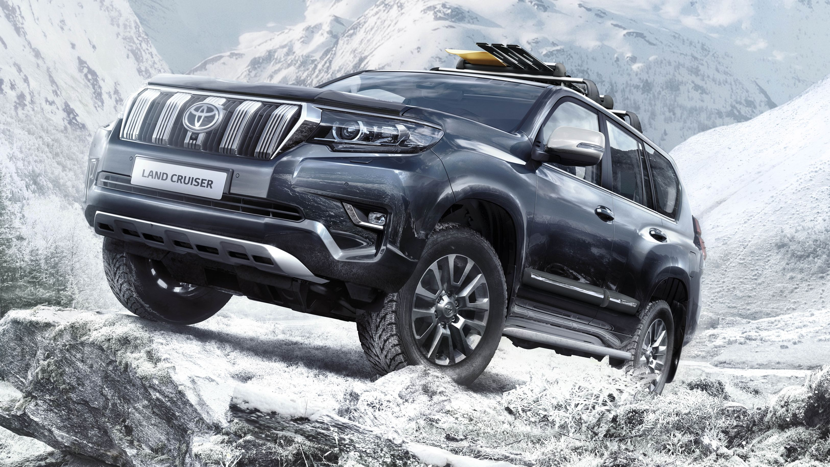 2021 Land Cruiser New Review