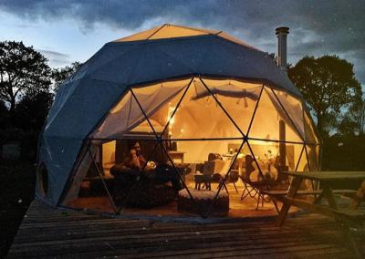 landgoed energy up tent