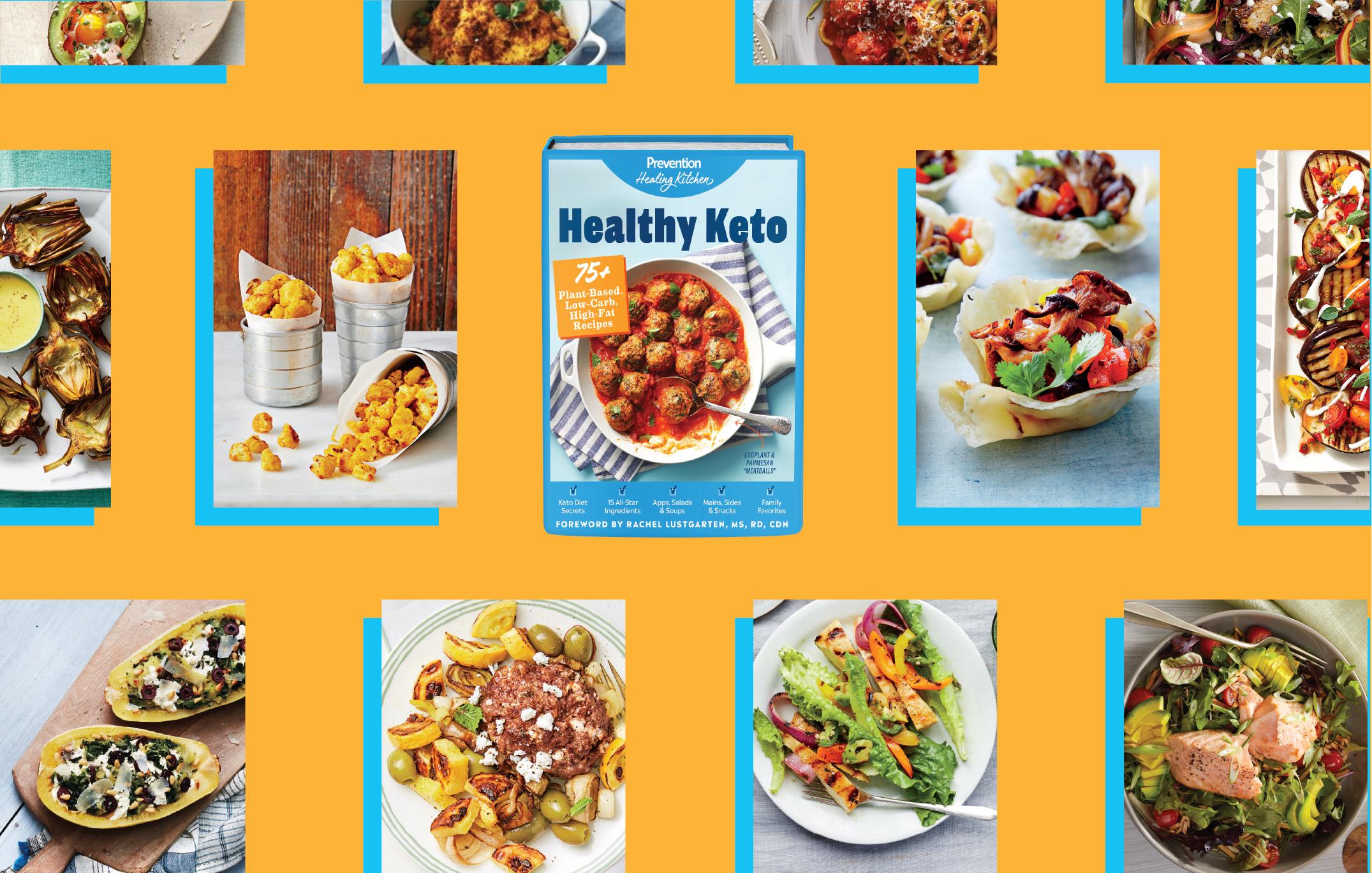 Order The Prevention Healthy Keto Cookbook Best Keto Cookbook