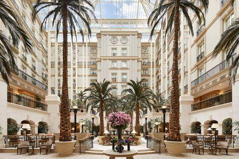 The landmark luxury london hotel