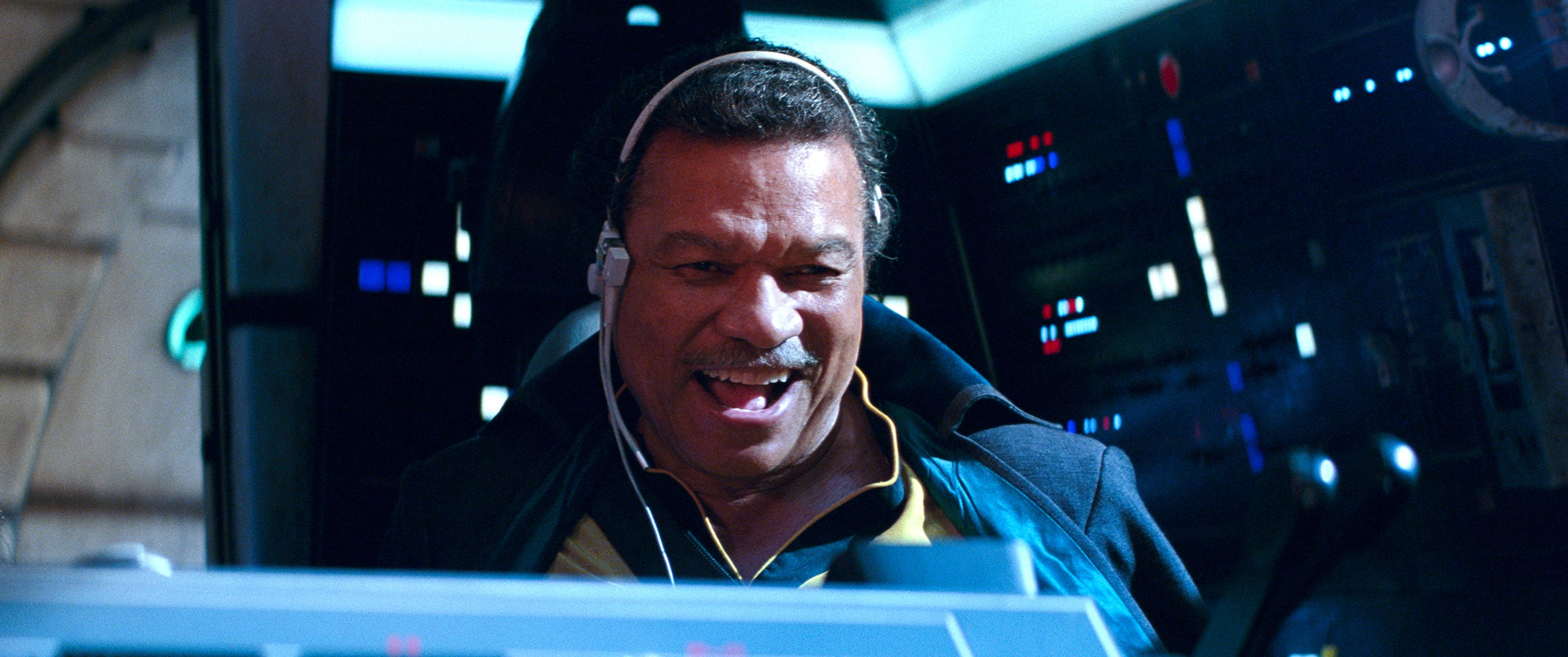 "Star Wars star Billy Dee Williams ""never expected"" to play Lando Calrissian again"