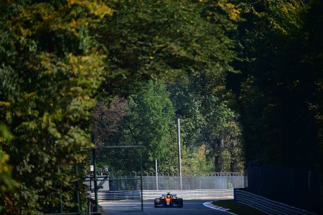 formula 1 italian gp free practice 2