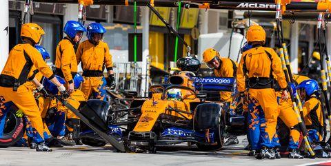 James Key explica la importancia del túnel de viento para McLaren