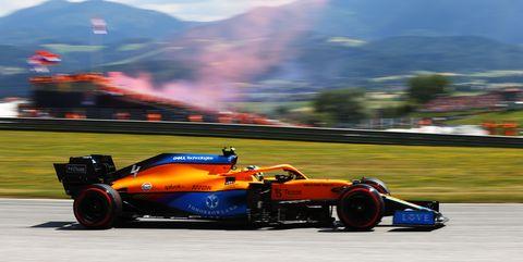 f1 grand prix of austria  qualifying