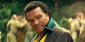 Billy Dee Williams as Lando, Star Wars: The Rise of Skywalker