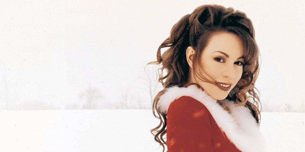 "Mariah Carey's ""All I Want for Christmas Is You"" Song Is Becoming ..."