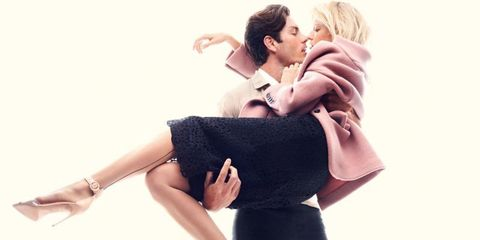 Arm, Sleeve, Shoulder, Hand, Joint, Wrist, Interaction, Romance, Fashion, Gesture,