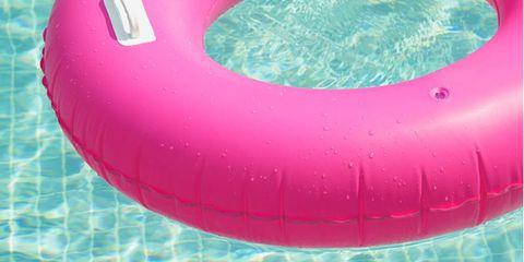 Fluid, Aqua, Pink, Magenta, Inflatable, Liquid, Turquoise, Teal, Games, Swimming pool,