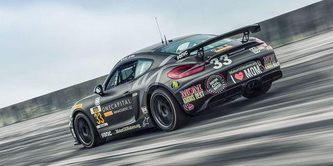 Porsche Is Working On A New Cayman Gt4 Clubsport