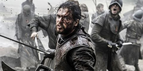 'Game Of Thrones' Has Finished Filming Its Biggest, Bloodiest Battle Ever