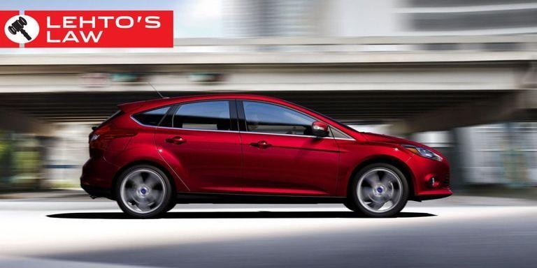 Ford focus lawsuit australia