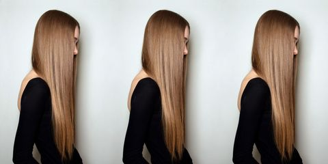 Brown, Hairstyle, Long hair, Style, Beauty, Step cutting, Brown hair, Blond, Hair coloring, Grey,