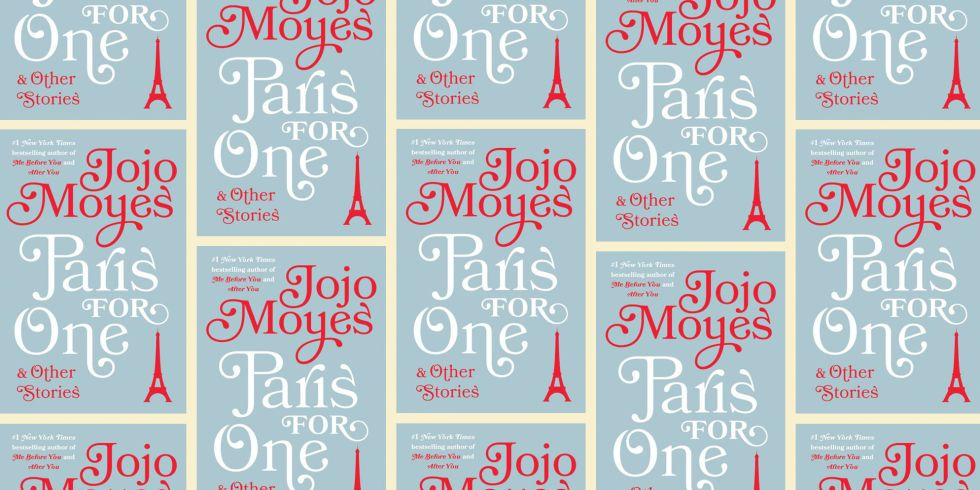 Read an Exclusive Excerpt of 'Me Before You' Author Jojo Moyes' Brand-New Book