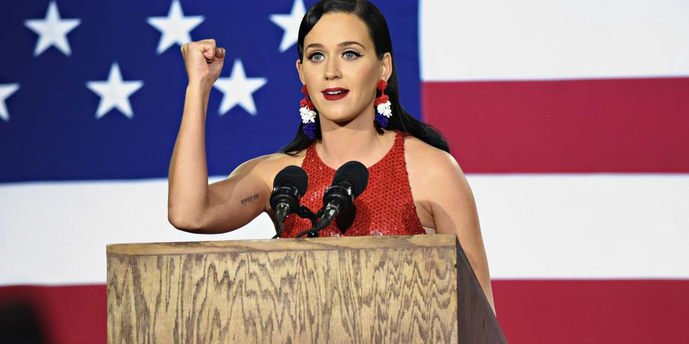 Katy Perry Just Shared a Very Personal Story about Her History with Planned Parenthood