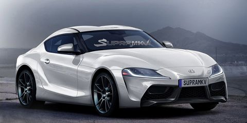 2019 Toyota Supra News, Price, Release Date - Latest Details on the ...