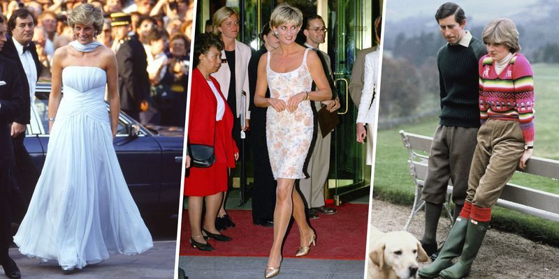 Princess Diana's 50 Best Style Moments Ever