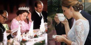 英国王室が従わなければならない絶対ルール
