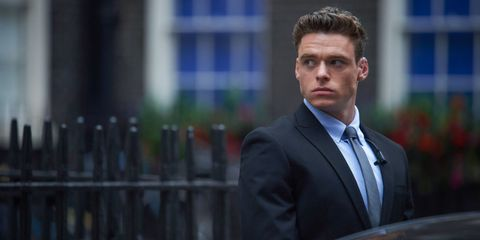 bodyguard when will the second series be released
