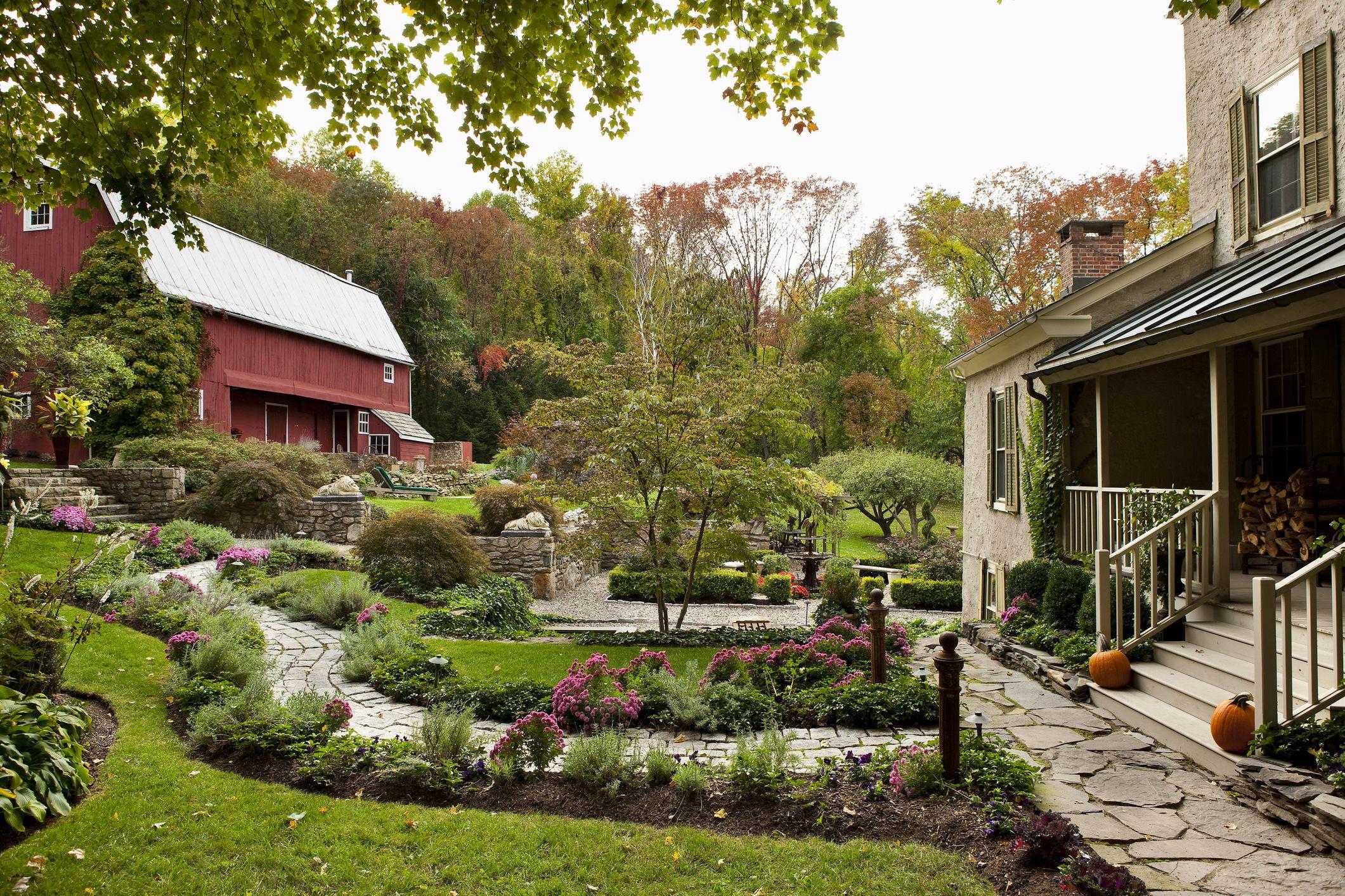 Landscape Design Landscaping Ideas