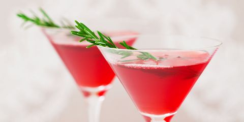 Holiday Martini Recipes for Christmas