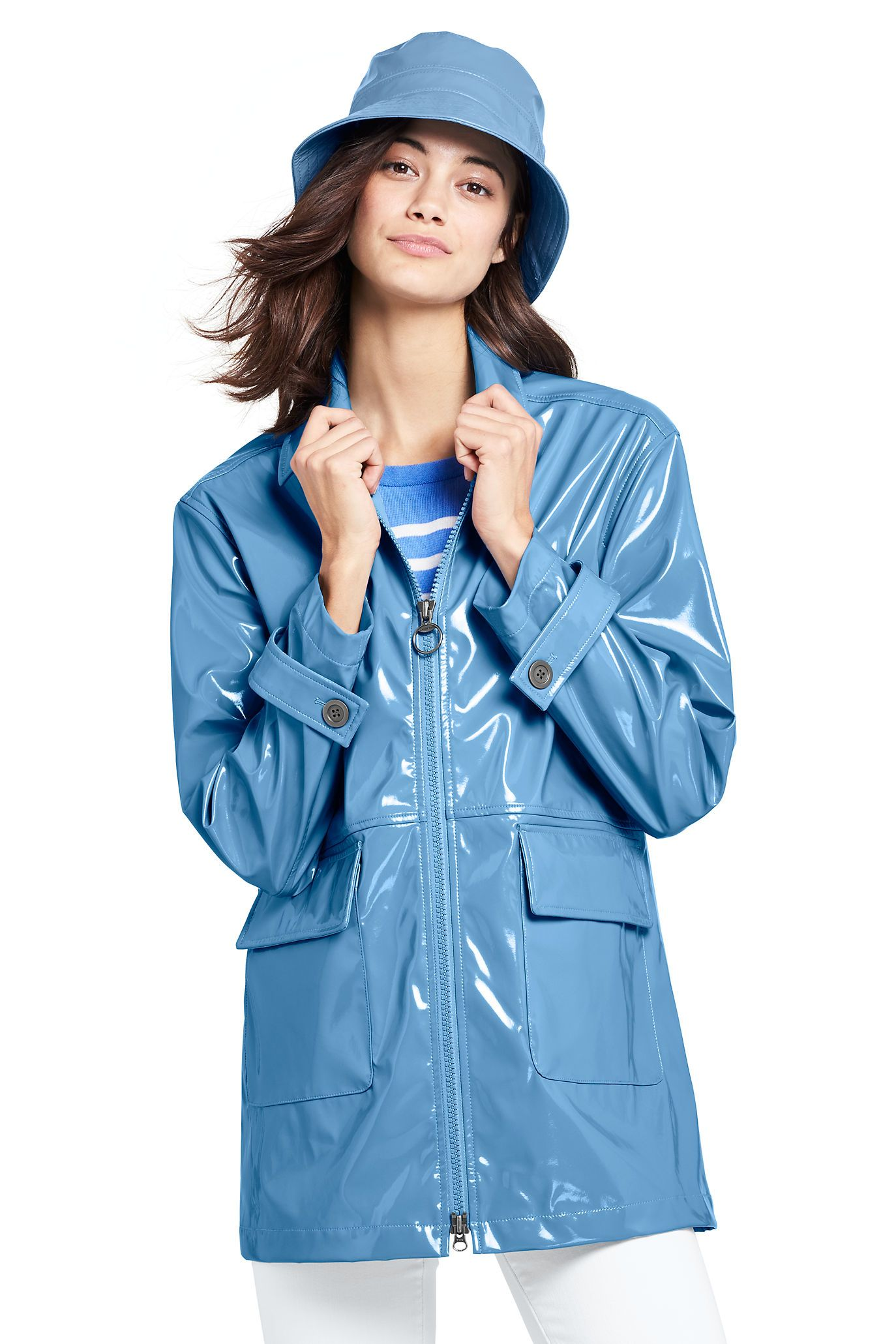 Watch 13 Raincoats Thatll Make You Feel Pretty Even When the Weather Stinks video