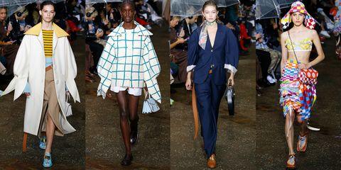 Footwear, Leg, Dress, Fashion, Pattern, Tartan, Street fashion, Fashion design, Plaid, One-piece garment,