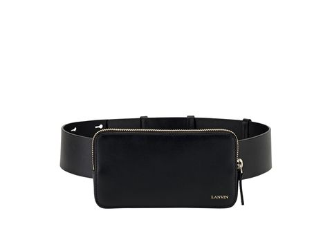 Black, Bag, Leather, Fashion accessory, Wallet, Belt, Strap, Rectangle,