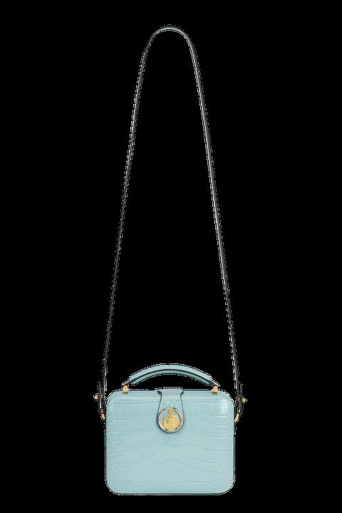 Bag, Handbag, Shoulder bag, Turquoise, Product, Fashion accessory, Teal, Satchel, Turquoise,