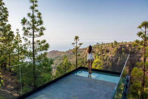 miradores de la isla de la palma canarias