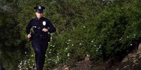 Kristina Tudor LAPD Officer