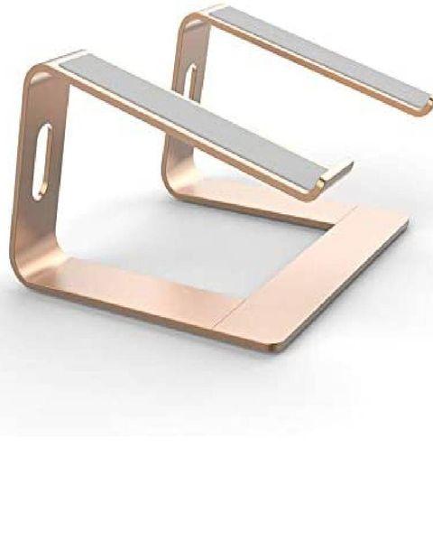 laptop stand, ergonomische aluminium stand notebook beugel aluminium computer